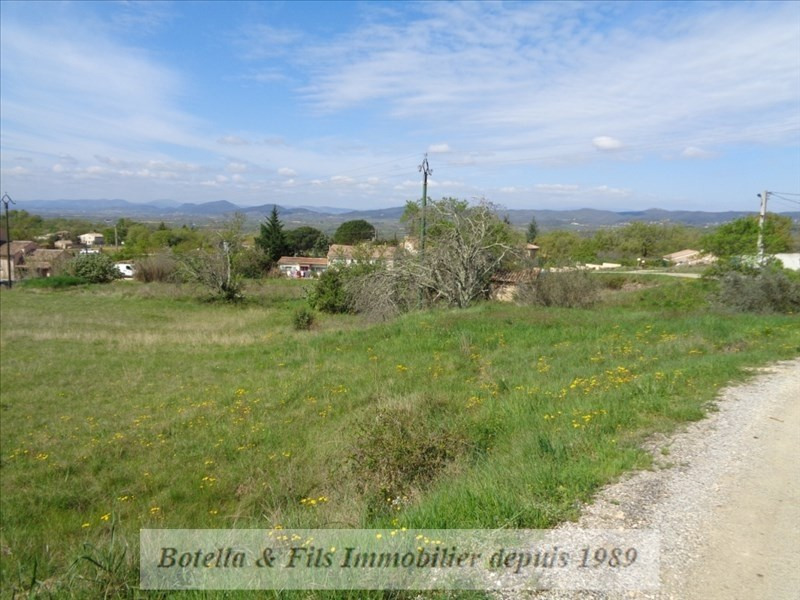 Sale site Barjac 79 000€ - Picture 3