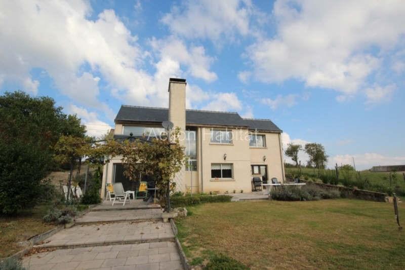 Sale house / villa St andre de najac 195000€ - Picture 1