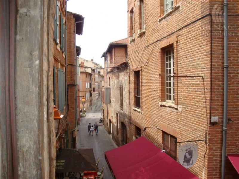 Albi centre historique- appartement de type1
