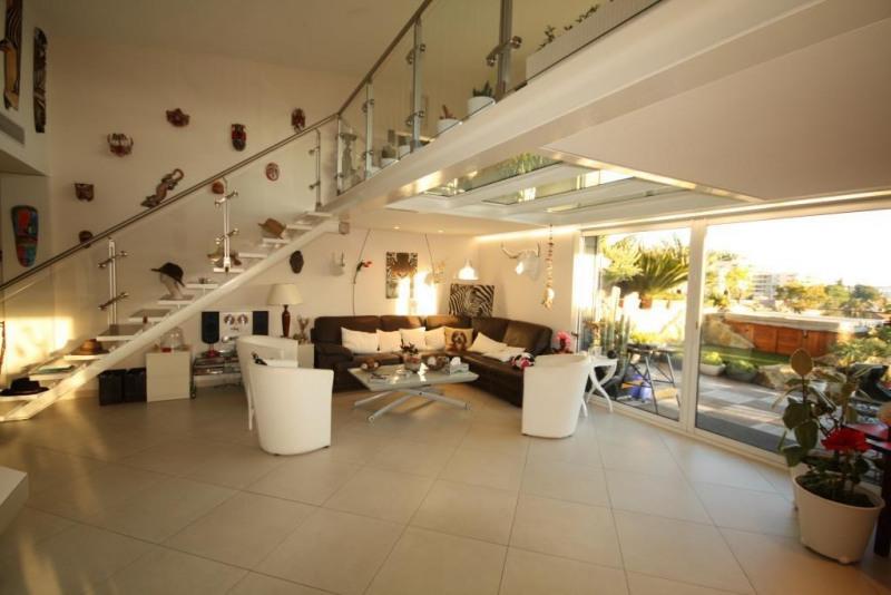 Vente de prestige appartement Juan les pins 1150000€ - Photo 7