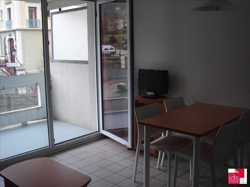 Locação apartamento Allevard 454€ CC - Fotografia 2