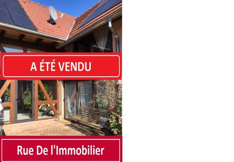 Deluxe sale house / villa Weitbruch 438000€ - Picture 1