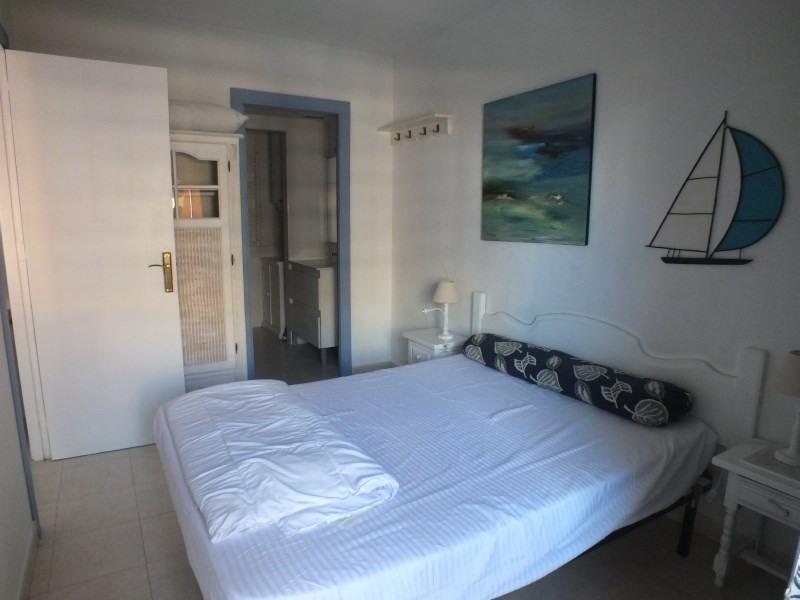 Location vacances appartement Roses santa-margarita 384€ - Photo 8