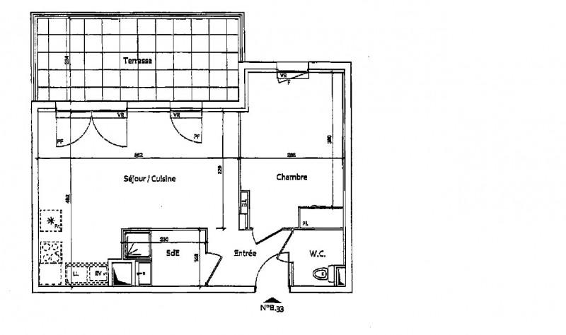 Rental apartment Chateauneuf le rouge 744€ CC - Picture 6