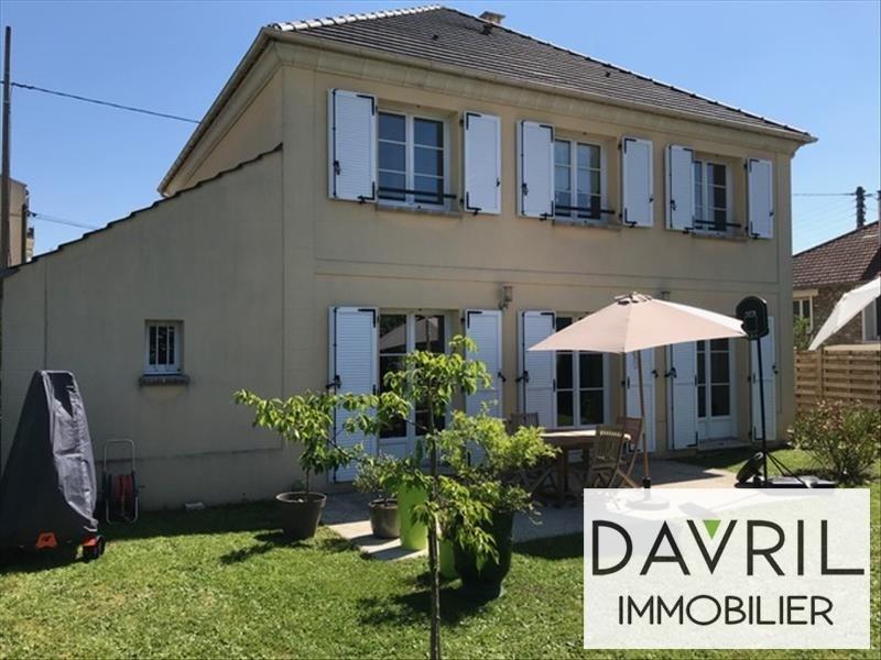 Vente maison / villa Conflans ste honorine 525000€ - Photo 7
