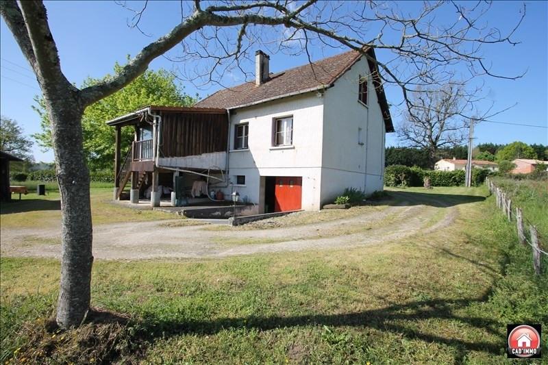 Sale house / villa St naixent 109000€ - Picture 9