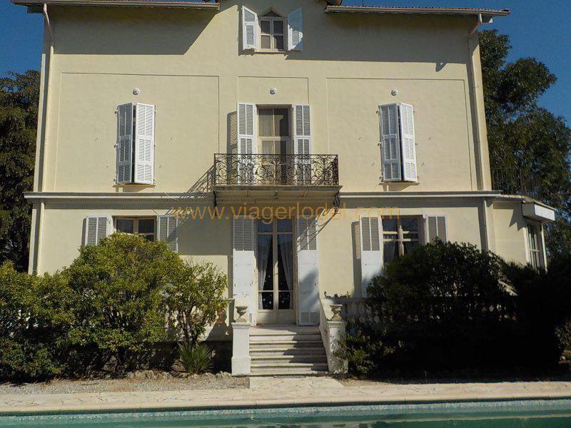 Vendita nell' vitalizio di vita casa Antibes 1930000€ - Fotografia 3