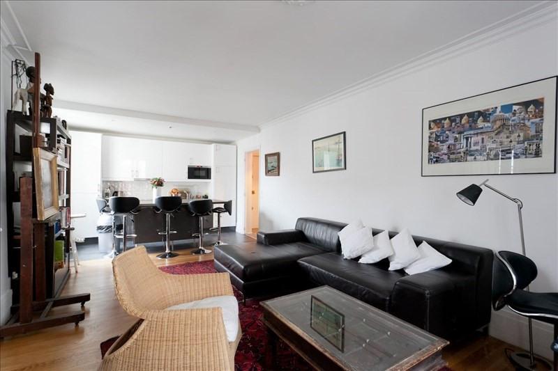 Rental apartment Paris 5ème 2285€ CC - Picture 1