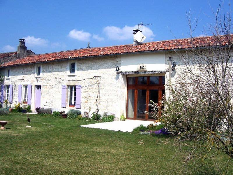 Vente maison / villa Beauvais sur matha 370000€ - Photo 7
