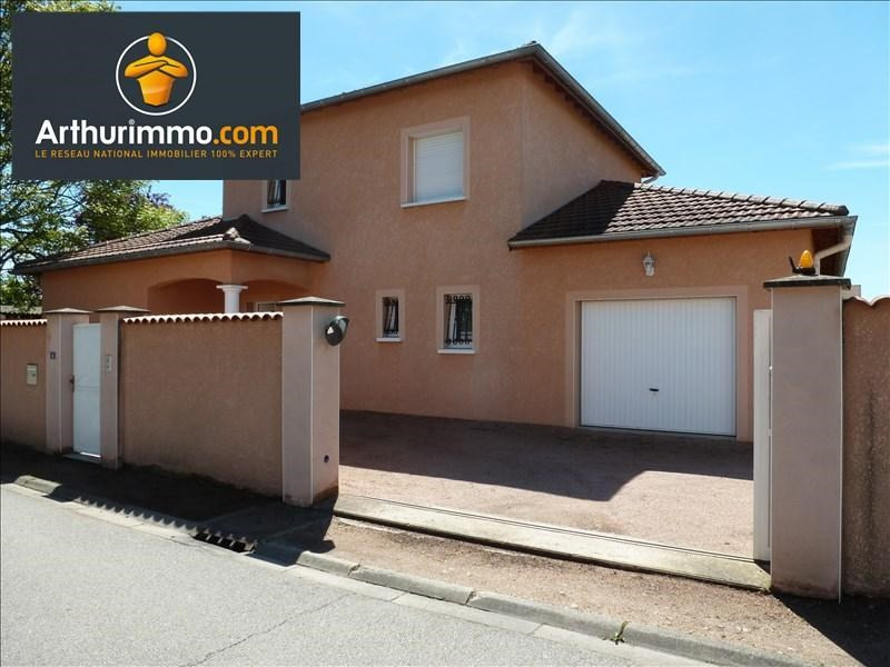 Vente maison / villa Mably 284000€ - Photo 1