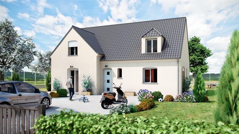 Maison  6 pièces + Terrain 680 m² Molineuf par babeau seguin
