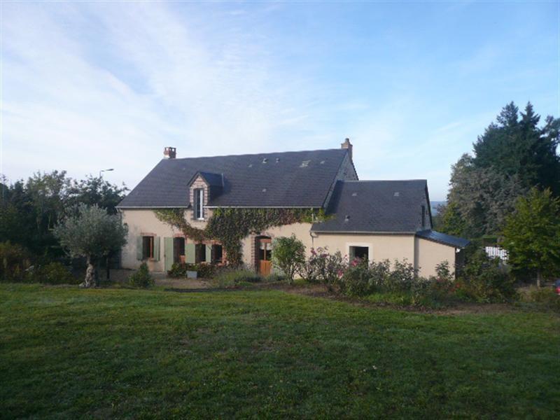 Vente maison / villa Vailly sur sauldre 163000€ - Photo 1