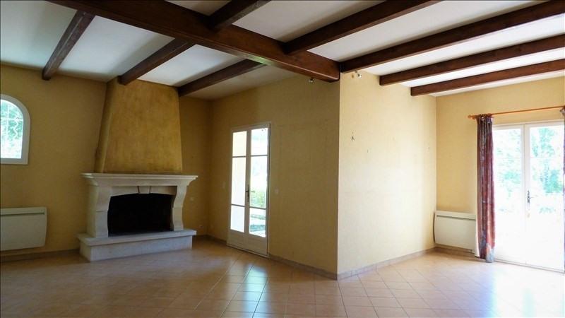 Sale house / villa Aubignan 372000€ - Picture 2