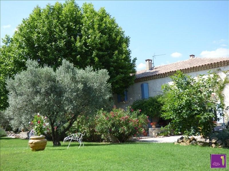 Vente de prestige maison / villa Uzes 997000€ - Photo 1