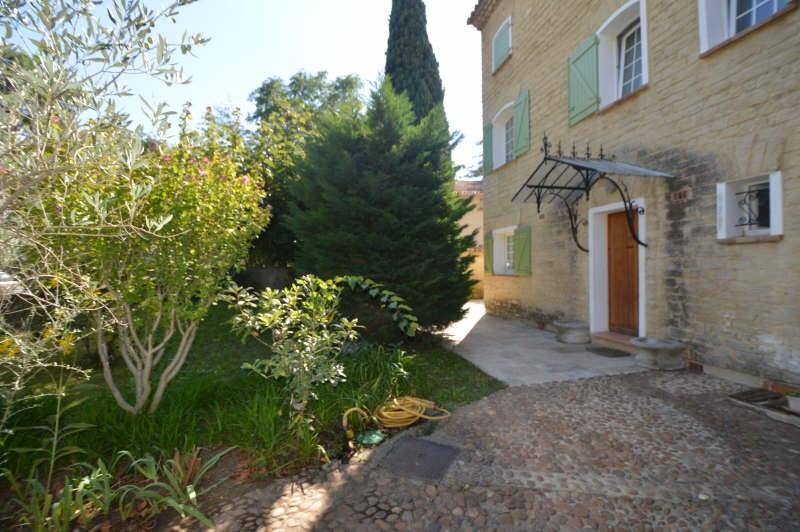 Vente maison / villa Montfavet 420000€ - Photo 5