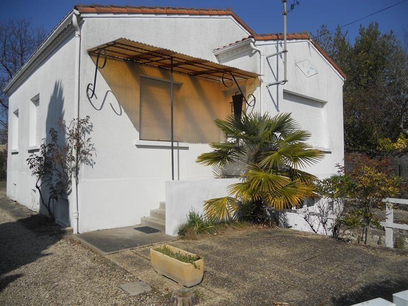Vacation rental house / villa Royan 632€ - Picture 1