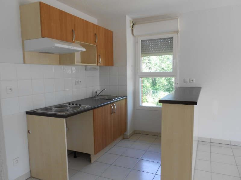 Rental apartment Fonsorbes 533€ CC - Picture 2