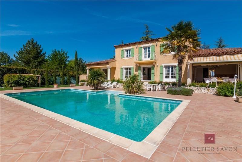 Vente de prestige maison / villa Aix en provence 1135000€ - Photo 2