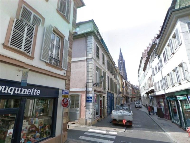 Rental apartment Strasbourg 599€ CC - Picture 1