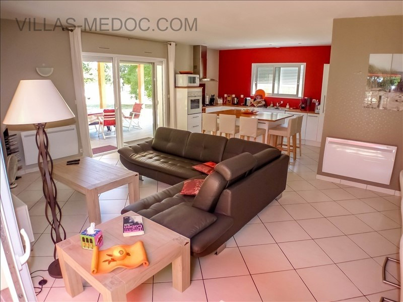 Vente maison / villa Queyrac 242 000€ - Photo 5