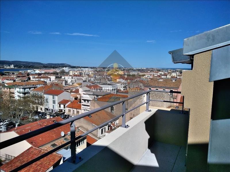 Vente appartement Sete 550000€ - Photo 1
