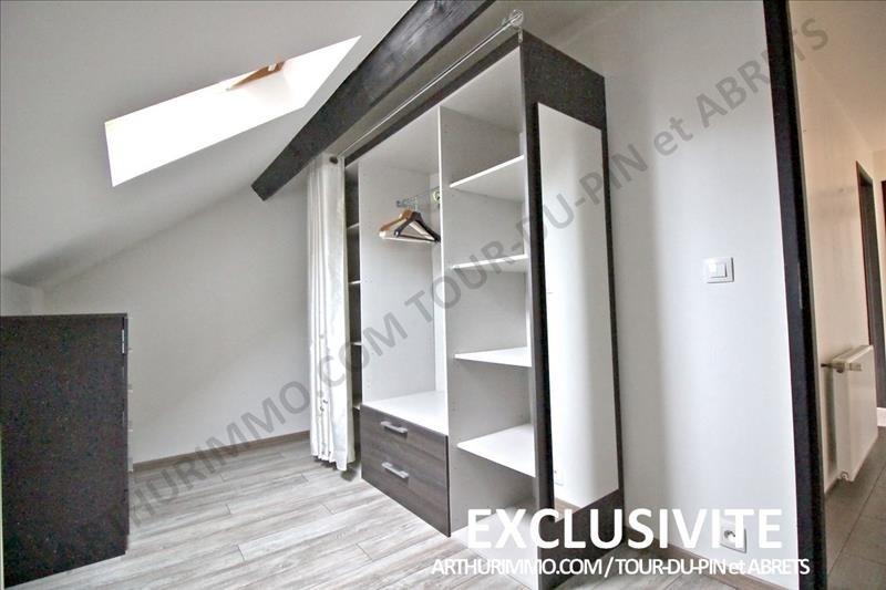 Sale house / villa Aoste 139000€ - Picture 9