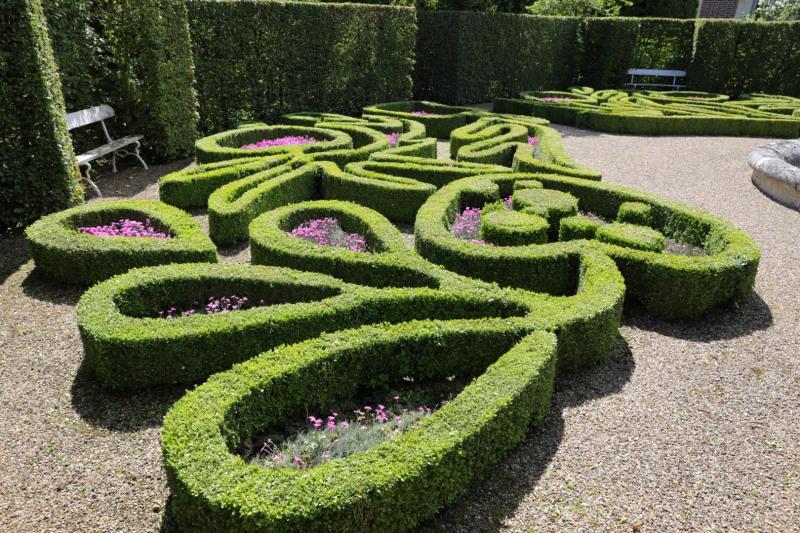 Revenda residencial de prestígio castelo Beauvais 3000000€ - Fotografia 5