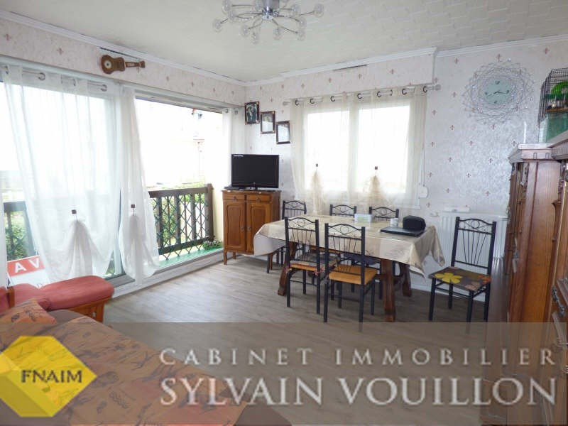 Sale apartment Villers sur mer 99 000€ - Picture 3