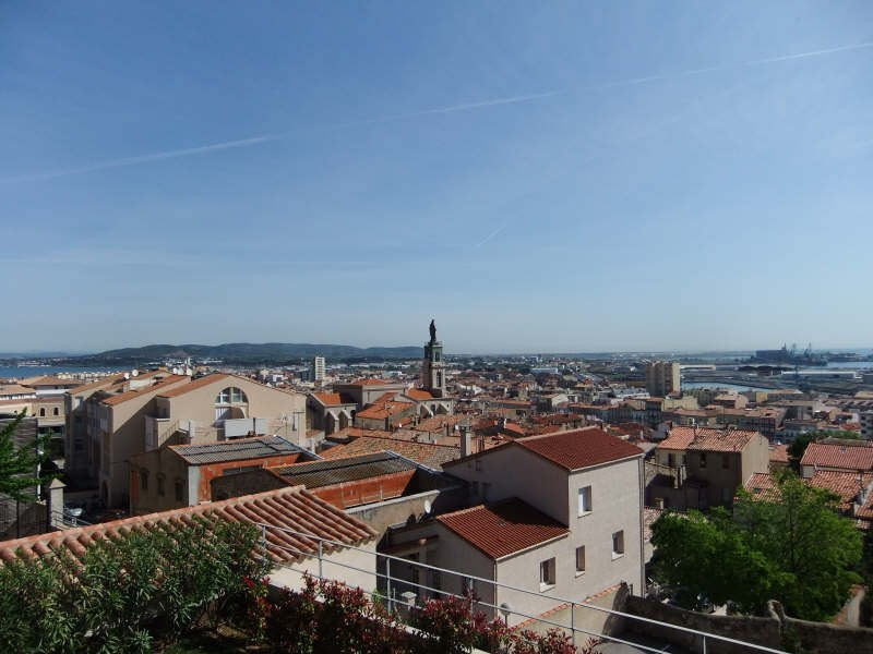 Rental apartment Sete 600€ CC - Picture 3