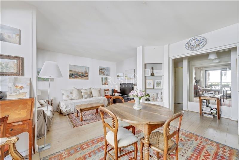 Vente appartement Paris 15ème 730000€ - Photo 2