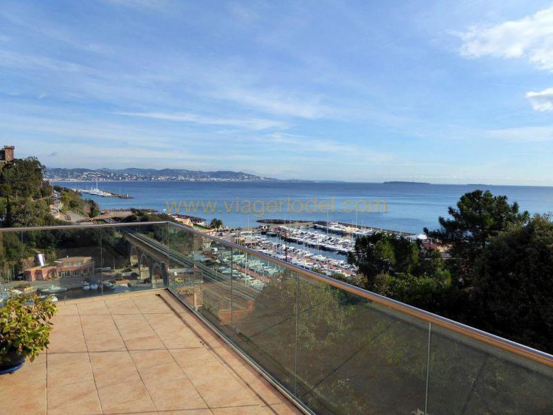 Vendita nell' vitalizio di vita casa Théoule-sur-mer 155000€ - Fotografia 1