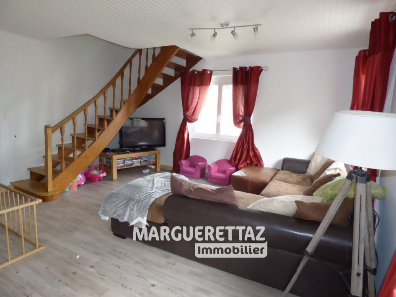Vente appartement Saint-jeoire 195000€ - Photo 3