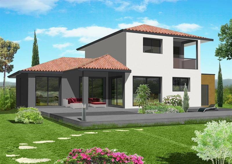 Maison  5 pièces + Terrain 464 m² Saint Estève (66240) par A M CONSTRUCTIONS