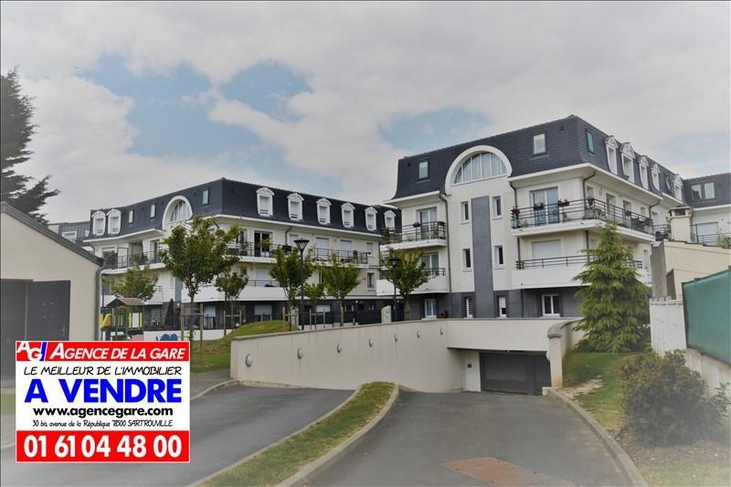 Vente appartement Sartrouville 149000€ - Photo 1