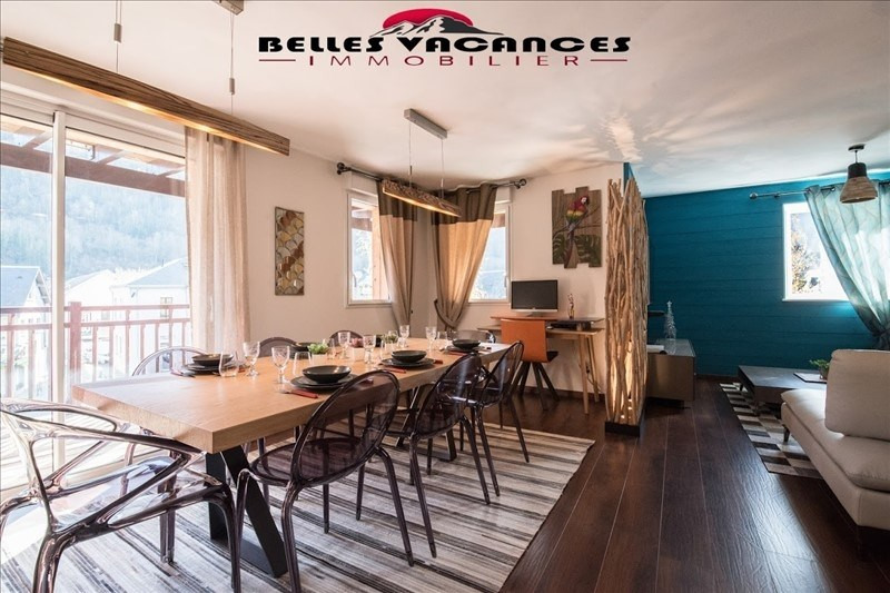 Deluxe sale apartment St lary soulan 550000€ - Picture 4