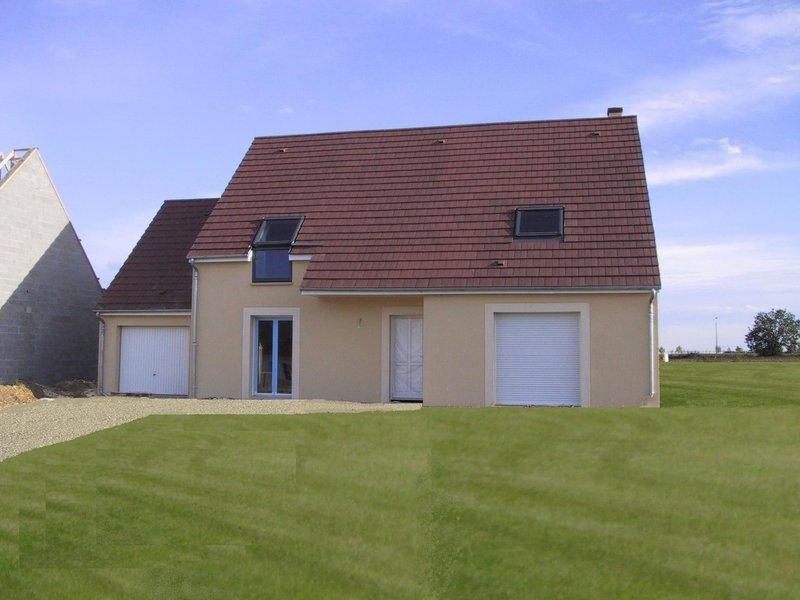 Maison  4 pièces + Terrain 600 m² Boos par RESIDENCES INTER ROUEN