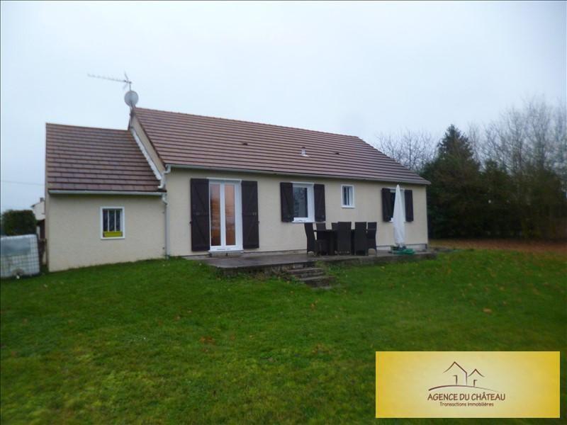 Vente maison / villa Villiers en desoeuvre 202000€ - Photo 1