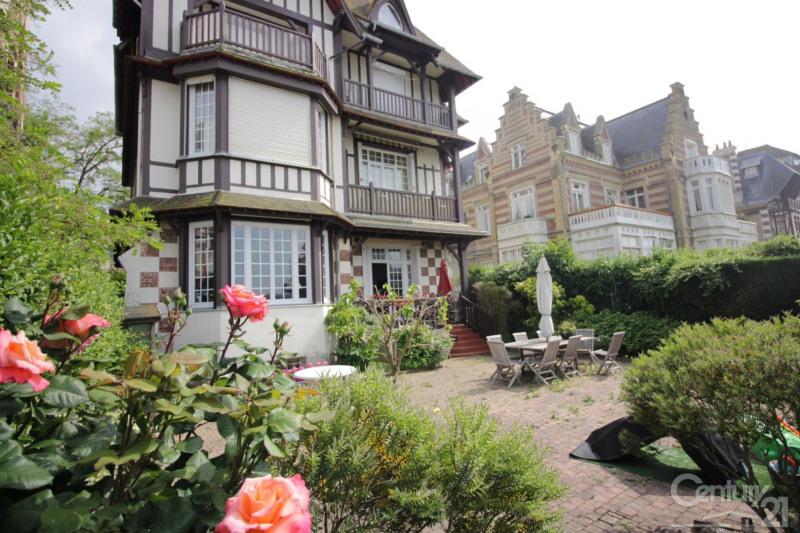 Immobile residenziali di prestigio appartamento Deauville 645000€ - Fotografia 1