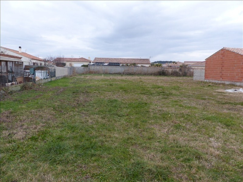 Sale site Montady 116000€ - Picture 1