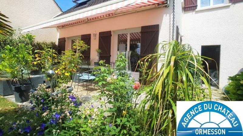 Vente maison / villa Ormesson sur marne 423000€ - Photo 1