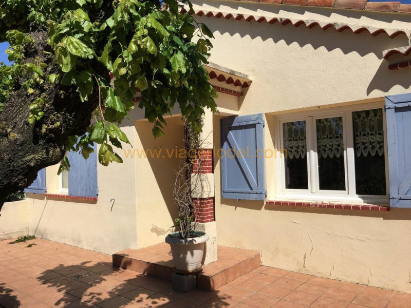 Life annuity house / villa Les angles 70 000€ - Picture 1
