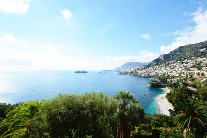 Deluxe sale apartment Roquebrune-cap-martin 699 000€ - Picture 2