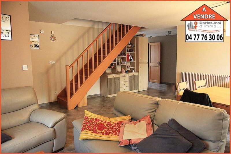 Vente maison / villa Chazelles-sur-lyon 225000€ - Photo 3