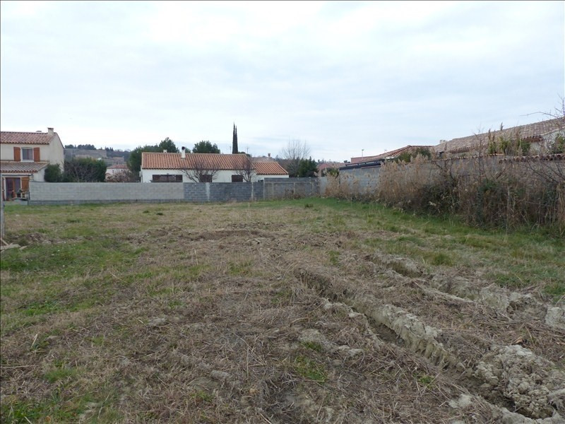 Sale site Montady 99 900€ - Picture 1