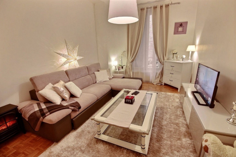 Vente appartement Levallois perret 467000€ - Photo 1