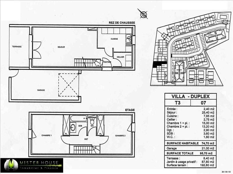 Sale house / villa Montauban 102000€ - Picture 5