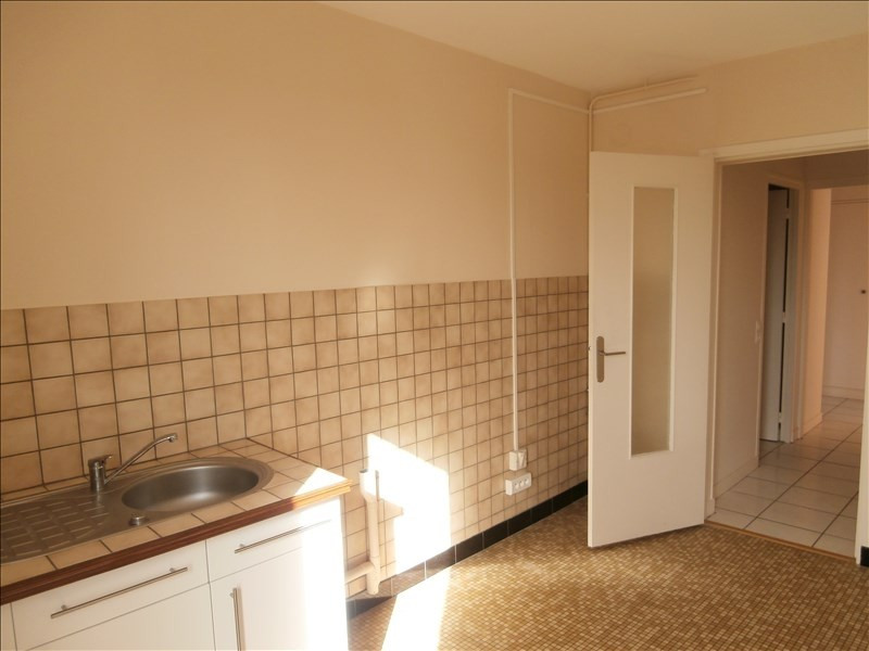 Investment property apartment Caen 85000€ - Picture 3