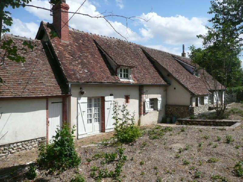 Sale house / villa Dampierre en crot 67000€ - Picture 4
