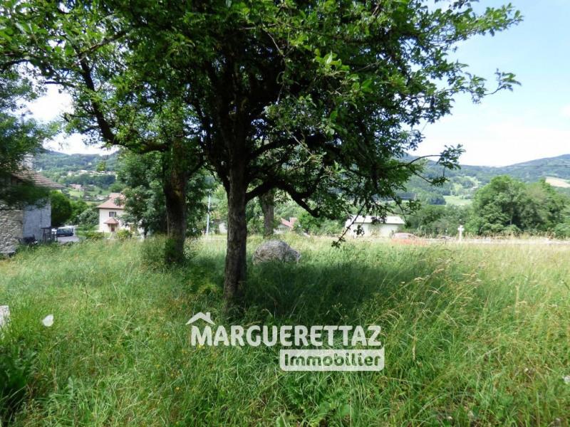 Vente terrain Villard 70000€ - Photo 3
