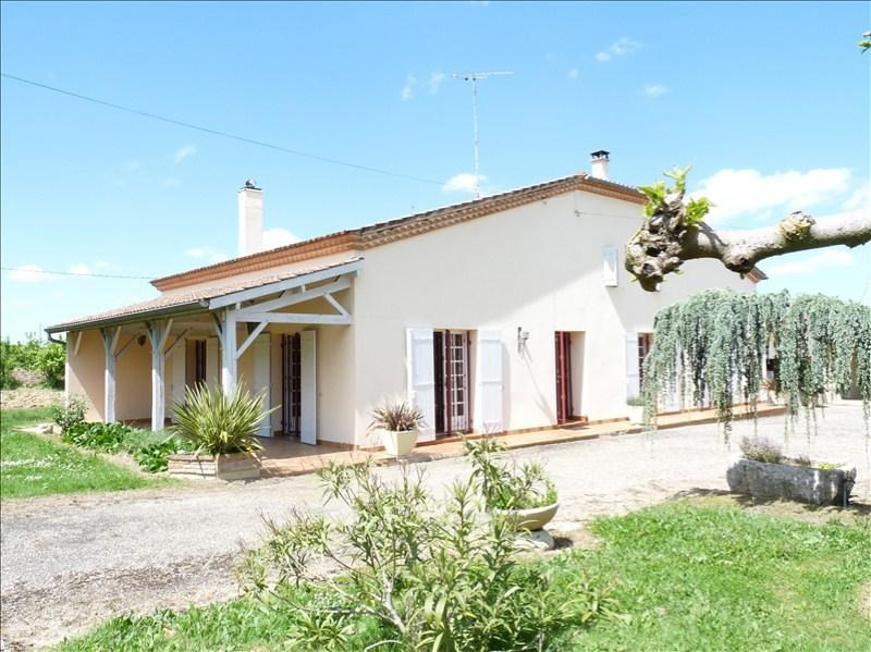 Vente maison / villa Roquefort 210 000€ - Photo 1